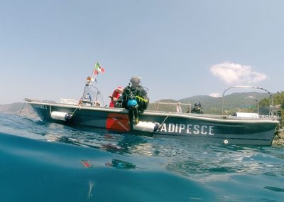Advance scuba