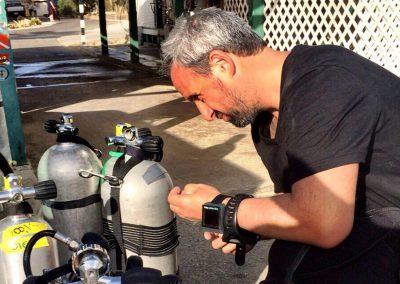 Technical Gas Blender